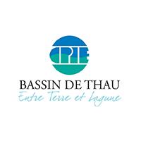 logo du CPIE Bassin de Thau