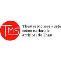 logo du théâtre Molière de Sète