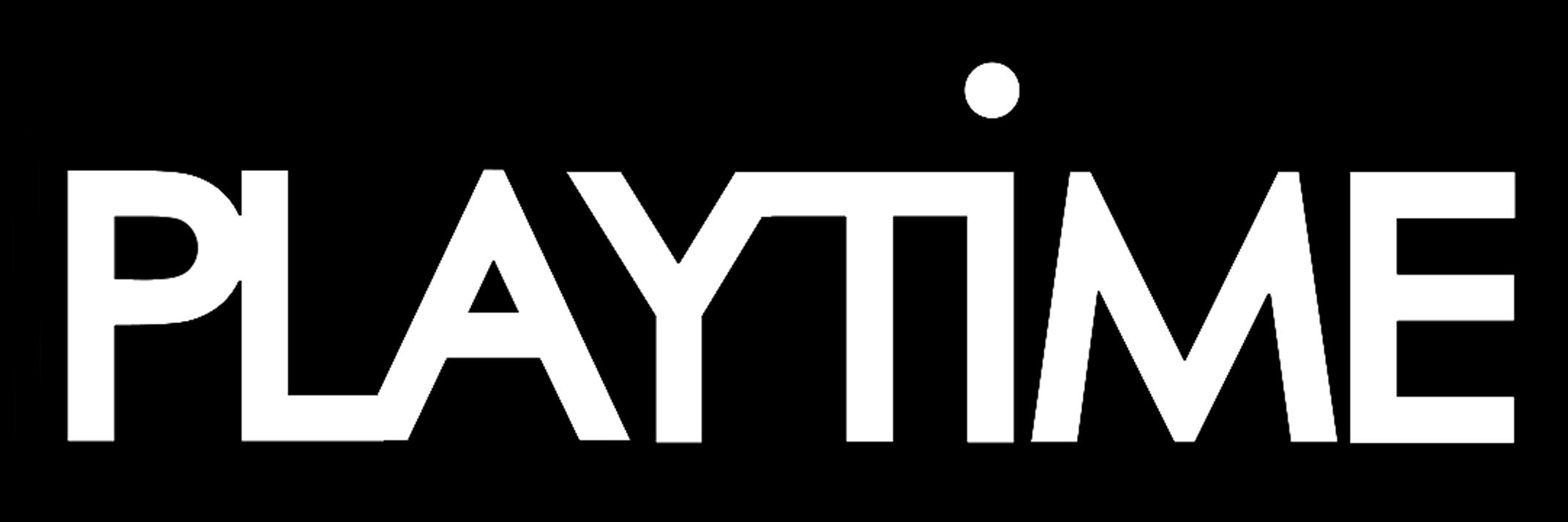 logo de Playtime
